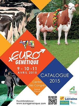 Affiche eurogenetique 2015