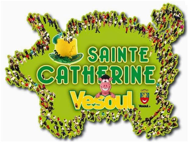 Affiche sainte catherine vesoul