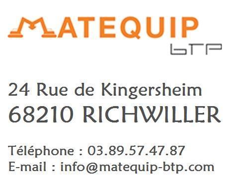 Adresse MATEQUIP