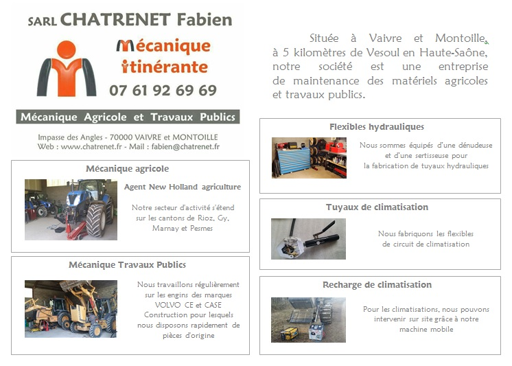 Plaquette presentation page acceuil
