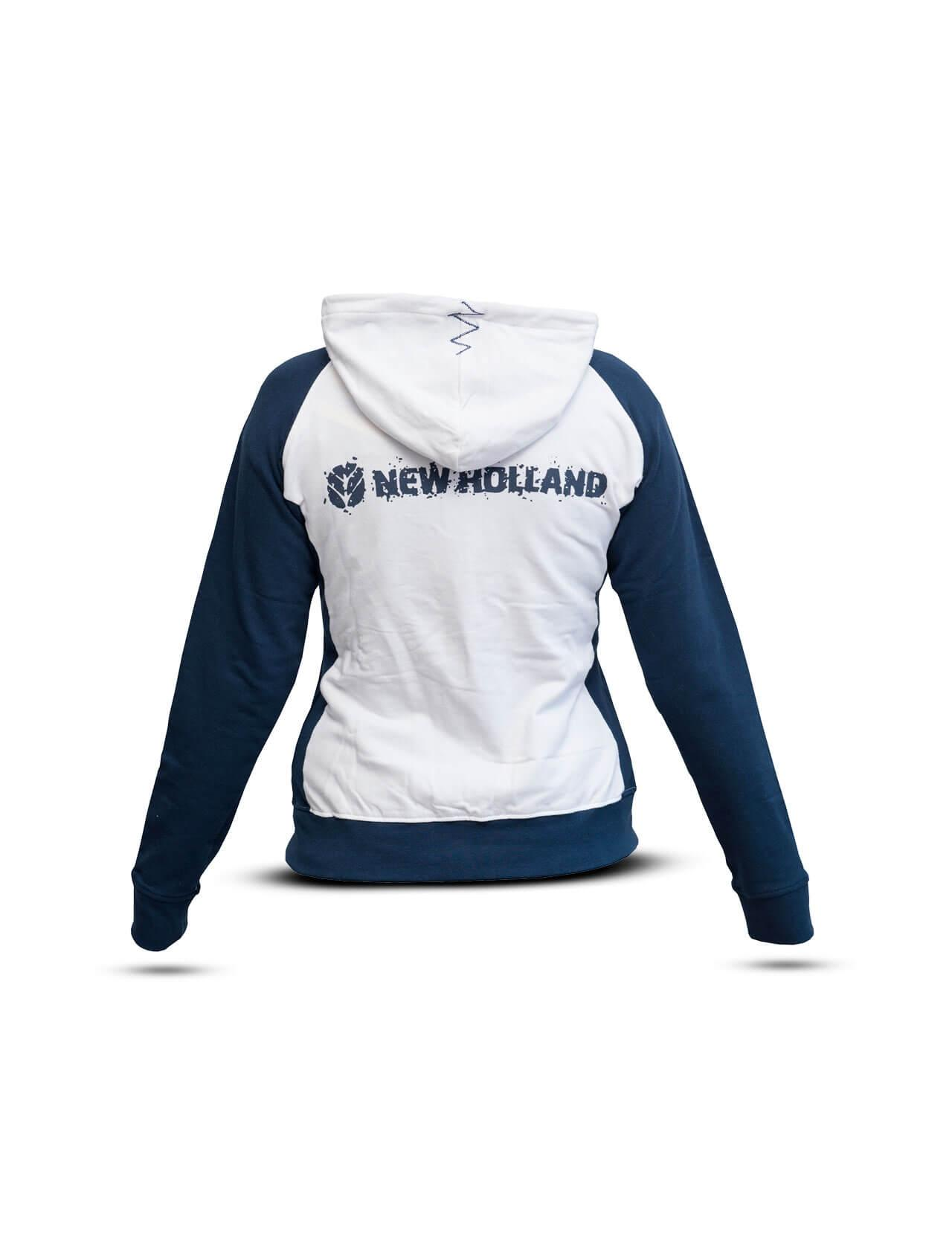 0002592 sweatshirt woman whiteblue 1