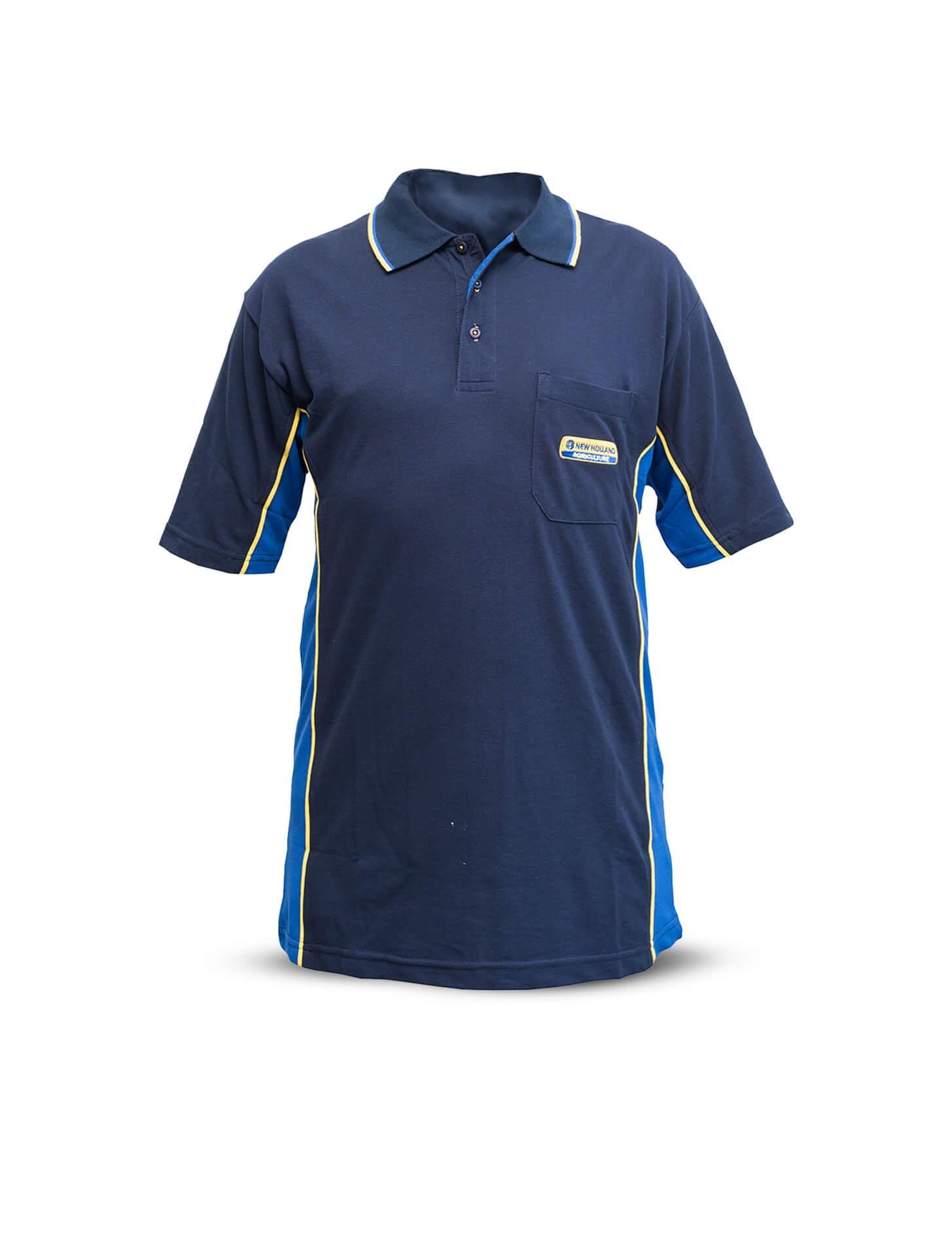 0002669 mans polo shirt breast pocket