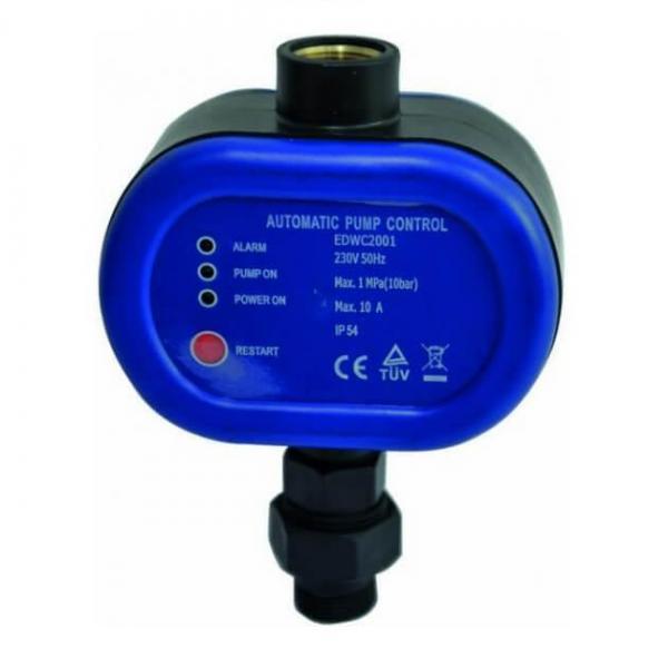 Contrôleur de pression pour pompe
