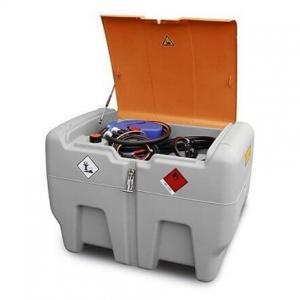 Cuve Gasoil 440L + Ad Blue 50L - 45L/min