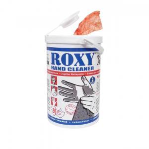 Pot de 90 lingettes nettoyantes ROXY HAND CLEANER