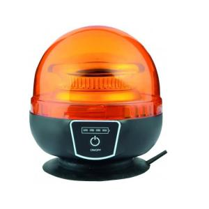 Gyrophare LED magnétique sur batterie