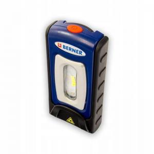 Lampe de poche LED Aimantée