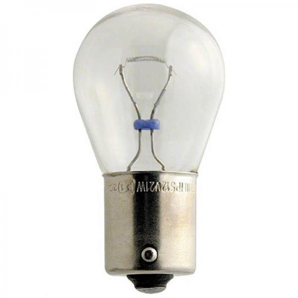 Lot de 2 ampoules 12v 21W