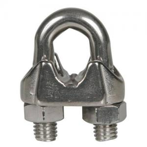 Serre-câbles à étrier 3mm
