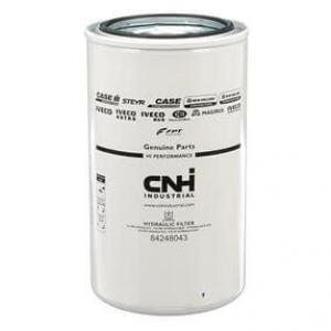 Filtre à huile hydraulique 84248043