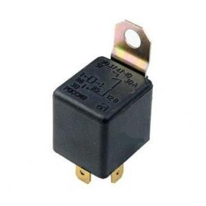 Mini-relais forte puissance 4 bornes
