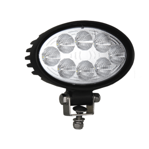 Phare de travail ovale LED 1800 Lumens