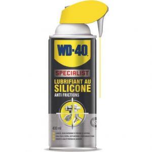 Lubrifiant silicone WD40 (400ml)