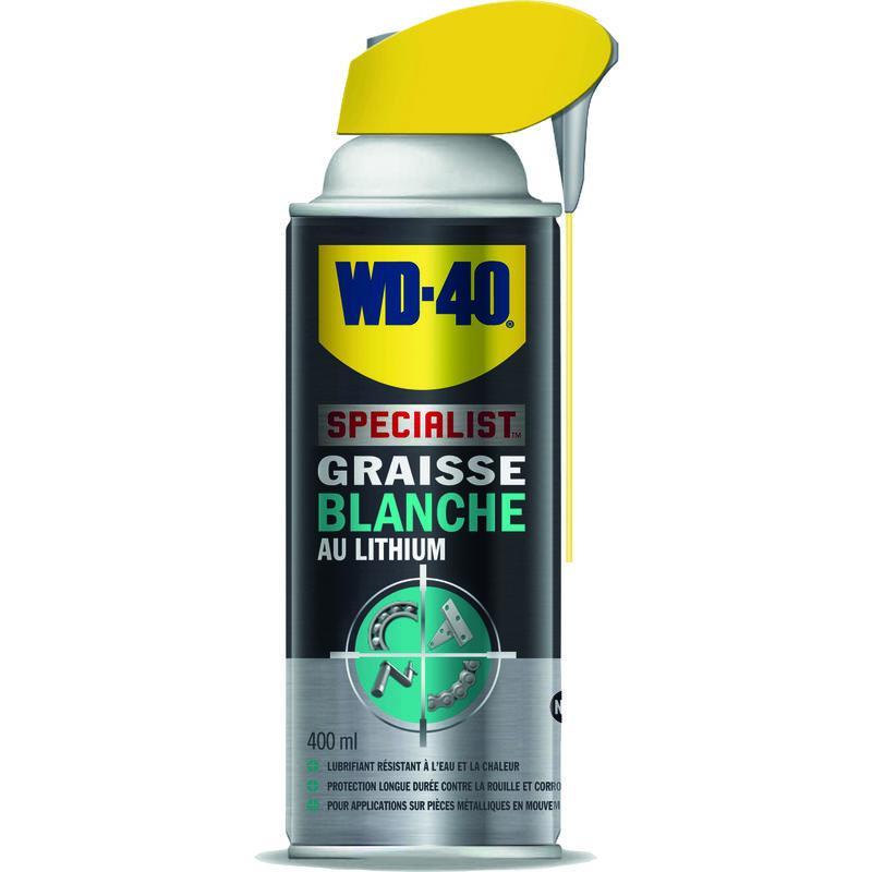 Graisse blanche wd40 400ml