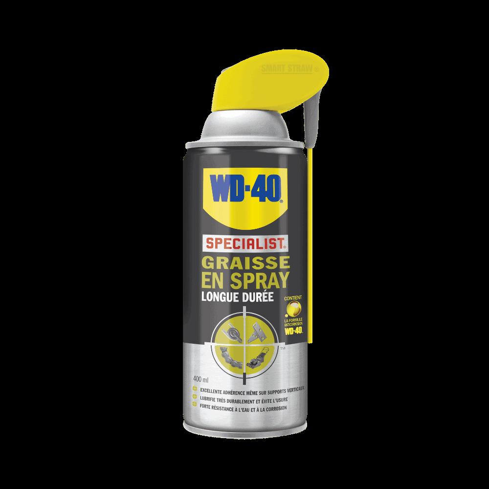 Graisse en spray wd40