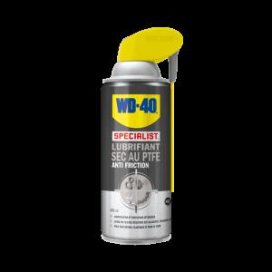 Lubrifiant sec au PTFE WD40 (400ml)