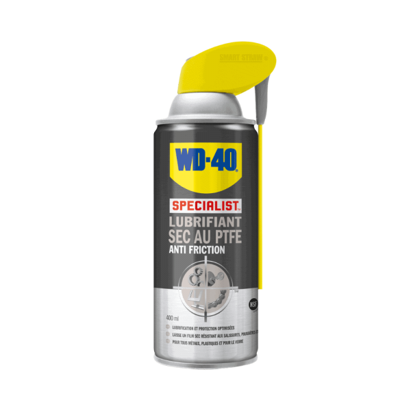 Lubrifiant sec au PTFE WD40 - 400ml