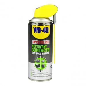 Nettoyant contact électrique séchage rapide - WD40 (400ml)