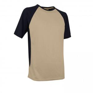 T-shirt respirant col rond