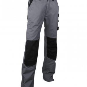Pantalon bicolore multipoches