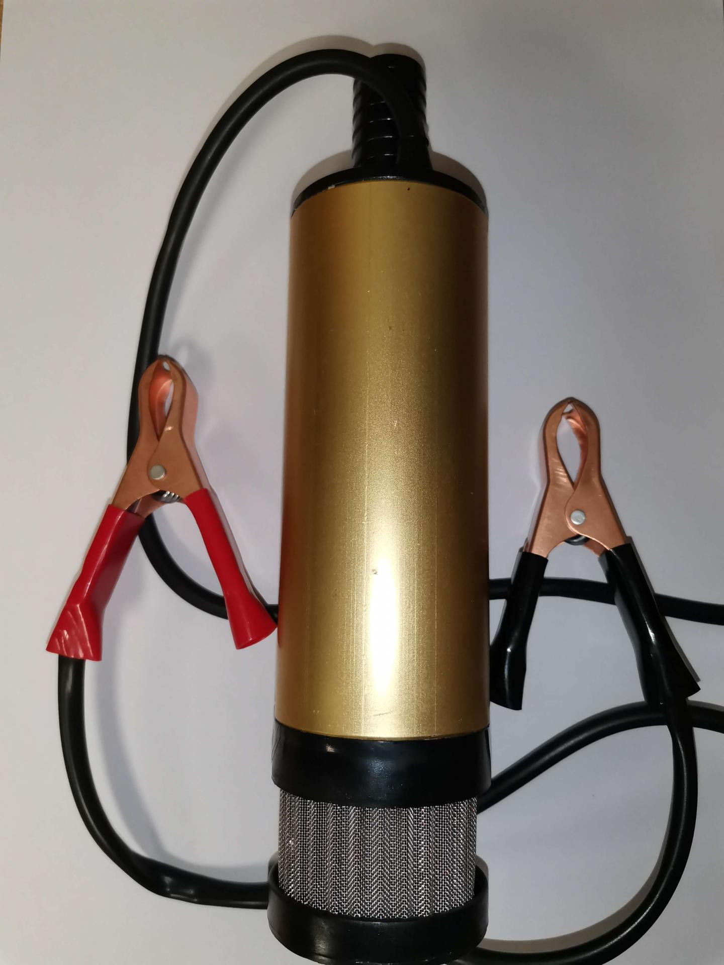 Pompe submersible 12v