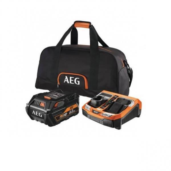 Pack batterie Pro Lithium 6.0 Ah AEG