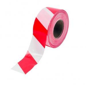 Ruban (rouge et blanc 100mx50mm)
