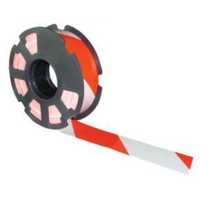 Ruban (rouge et blanc) grosse bobine