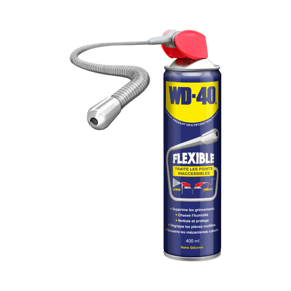 Wd40 avec flexible multi position